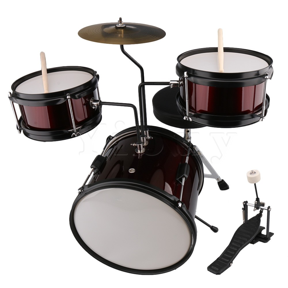 Snare Drum Kits For Students : yibuy fuchsia 8 snare drums cymbal and 12 floor drum kit w throne for kids in parts ~ Vivirlamusica.com Haus und Dekorationen