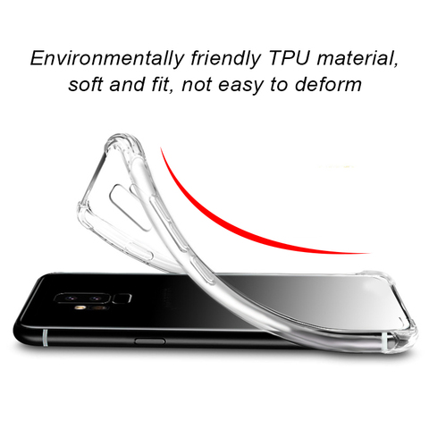 Transparent Cover Coque Case For Xiaomi Pocophone F1 Cases For Xiaomi Redmi Note 6 Pro 5 6A 5 Plus Shockproof Bags Shell Lahore