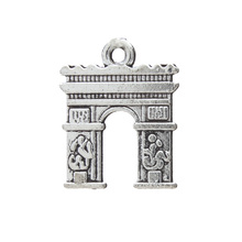 10pcs/lot Charm Silver Vintage Door Shape Charm Jewelry Bracelet Necklace Pendant Jewelry Accessories 15mm  sc 1 st  AliExpress.com & Buy door charm and get free shipping on AliExpress.com