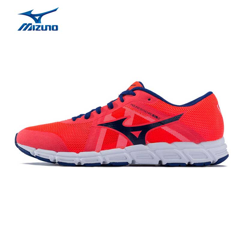 MIZUNO Women's SYNCHRO SL2 Light Running Shoes Cushion Sports Shoes Sneakers J1GF172827 XYP503 mizuno breath thermo socks light ski mzn73uu152 мужские