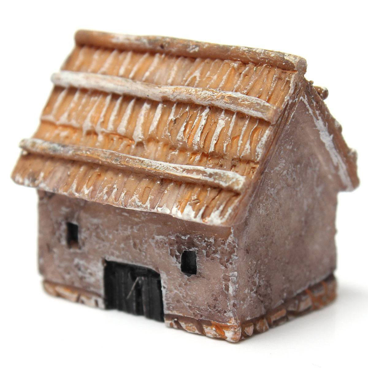 online get cheap cottage wooden aliexpress com alibaba group miniature classic rustic cottages craft woodland planter pot garden home decor small