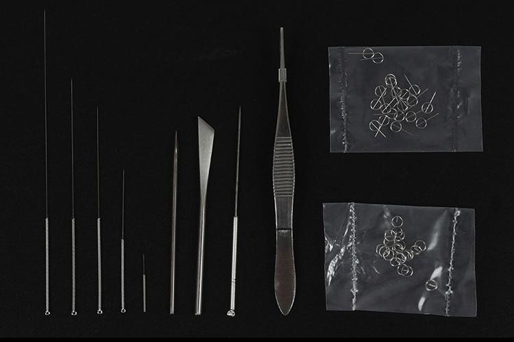 Univerzální akupunktura Set tradiční čínské medicíny - Školní a vzdělávací materiály - Fotografie 1