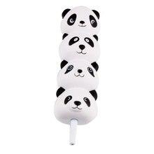Новинка, мягкий карандаш, кепка, панда, ленивый кот, медленно поднимающийся держатель ручки, детские игрушки для снятия стресса, мягкое мороженое, прижимное устройство, ToysA531