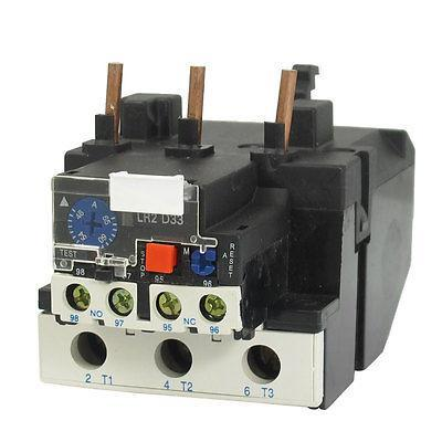 LR2-33 65A 48-65A 3-Phase 1NO 1NC Electric Thermal Overload Relay periche корректор цвета out colors personal phase 1 phase 2 2 х 150 мл