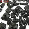 Mixed Shape Black Stones and Crystals Rhinestones For Sewing Accessories Handsewn Strass Crystal Sew-on Wedding Decoration Diy