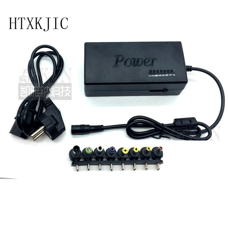 96W Universal Laptop PC  DC 12V/15V/16V/18V/19V/20V/24V Laptop Charger Adapter Netbook Power Supply Charger For Asus DC jack