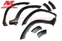 Wheel Arch For Dacia Renault Duster 2010 2015 2017 Extensions Fenders 1 Set 8 Pcs Plastic