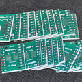 20 шт. SOP20 SSOP20 TSSOP20 SMD DIP IC Socket Адаптер Конвертера Совета Модуль Адаптеры Пластины 0.65 мм 1.27 мм интегральных Схем