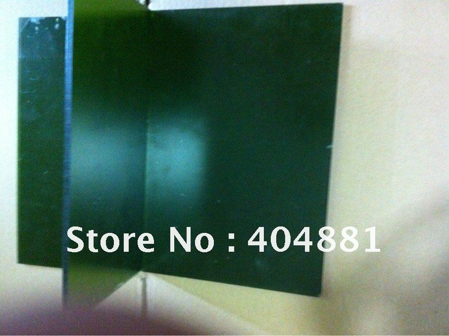 1064nm Laser-Fenster / Laser-Sicherheitsfenster (Länge 285 mm x - Schutz und Sicherheit - Foto 3