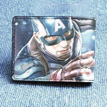 Marvel captain america bi fold wallet dft 1007a.jpg 350x350