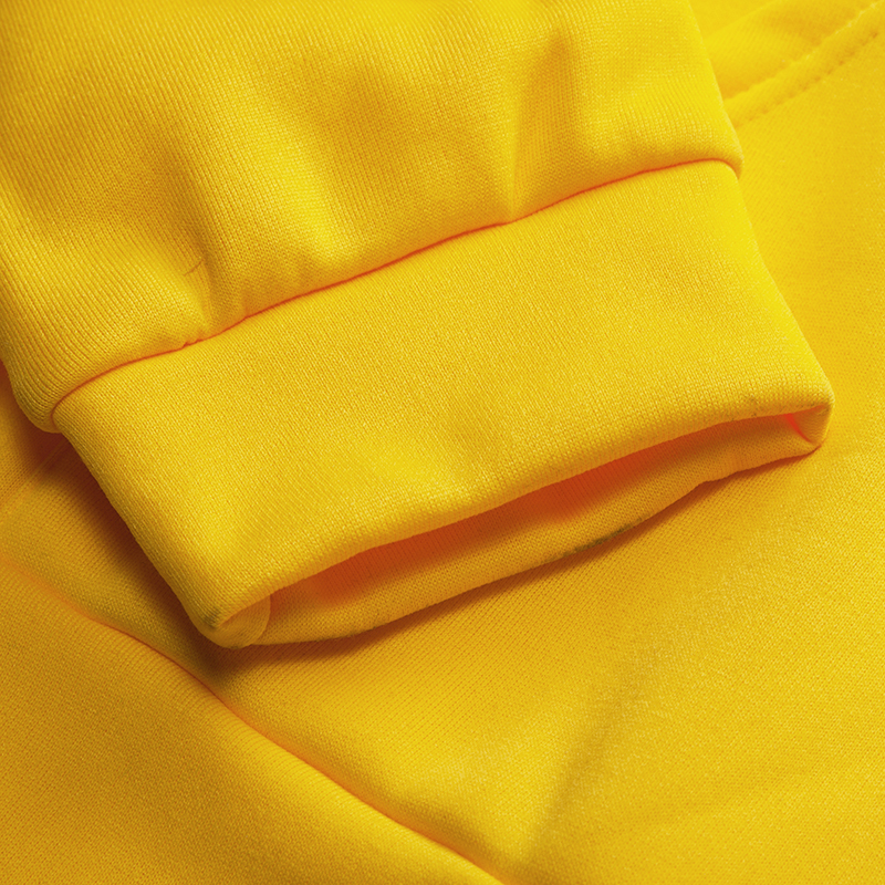 19 women's long-sleeved plain hooded sweatshirt plain multi-color men's and women's casual pullover hoodie 30