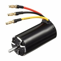 UXCELL XTI 3674 5 5D 36 Series 3674 4Poles 1200KV Brushless Motor For 1 8 RC