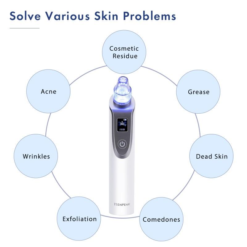 Limpeza Profunda Facial Ferramenta de Cuidados Da Pele