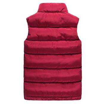 Men Waistcoat New mens Vests winter slee...