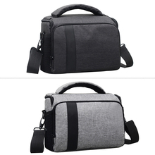 цена на Fashion DSLR Waterproof Photo Camera Bag Case For Canon EOS 300D 5D Mark IV III 800D  6D Mark II 7D 77D For Nikon D60 D70 D700