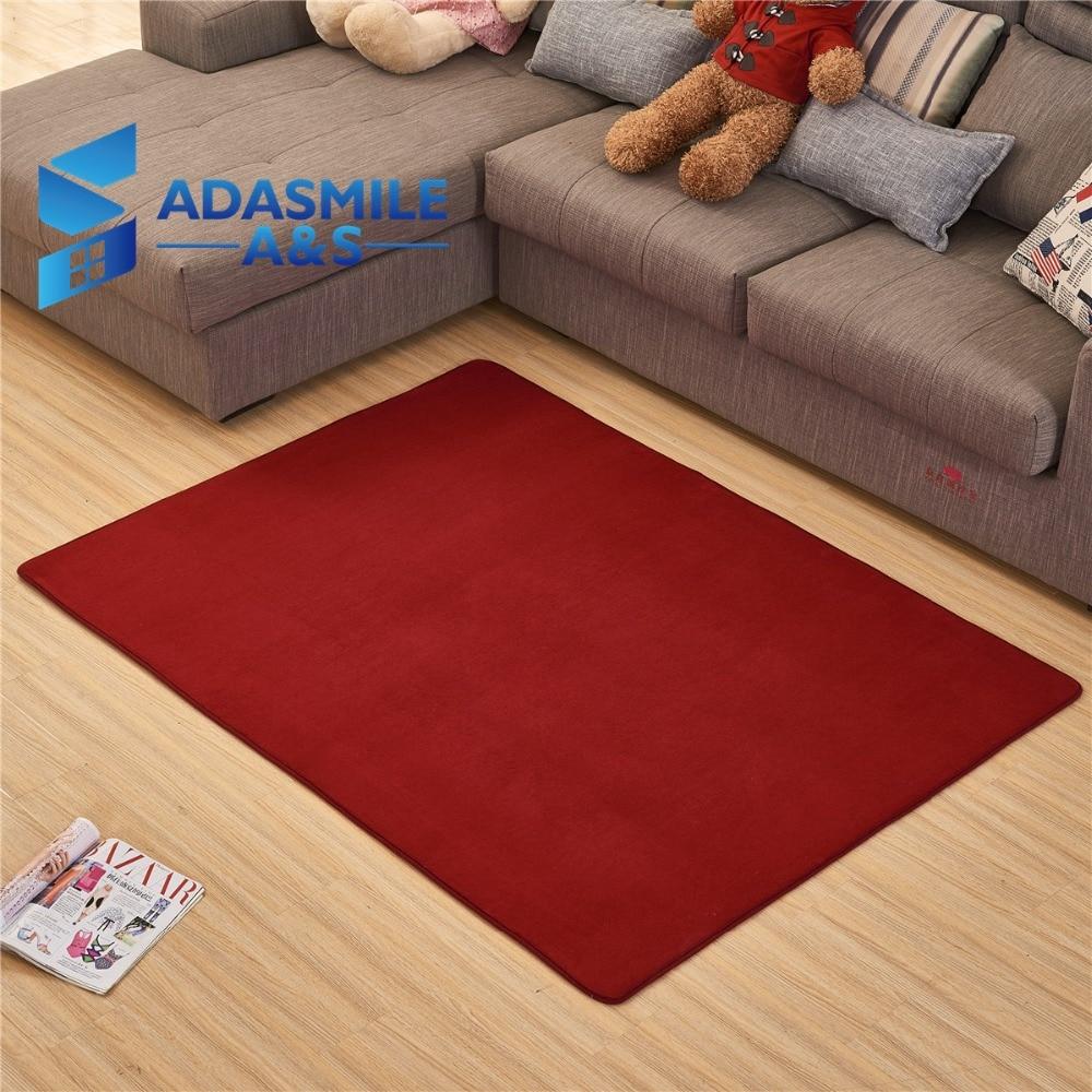 Adasmile Mode Memory schaum Solide Matte Bereich teppich ...