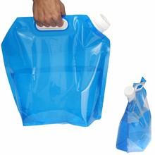 5L складываемый бак для воды складной спасательный мешок портативный кемпинг путешествие на выживание аксессуары для улицы Набор для путешествий
