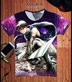 Camiseta anime japonês scouting roupas legião shingeki não kyojin camiseta ataque em titan gigante t-shirt de manga curta-