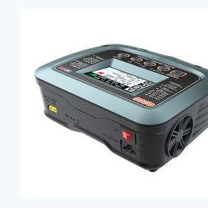 Image 4 - Skyrc Q200 1 に 4 インテリジェント充電器/放電器 ac/dc ドローンバランス充電器リポ/lihv/リチウム鉄/イオン/ニッケル水素/ニッカド/鉛酸