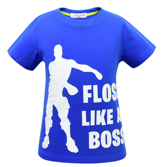 Floss Like a Boss T-Shirt