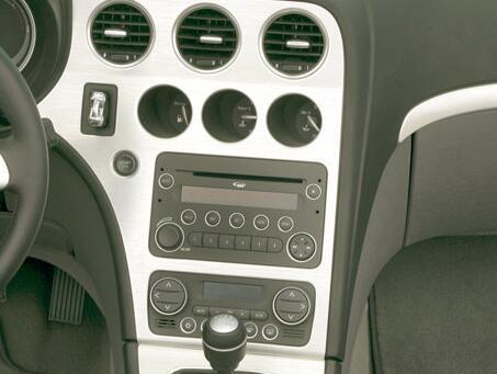 Octa core Android 10.0 Car DVD Player GPS Per Alfa Romeo Spider Alfa Romeo 159 Brera 159 Sportwagon 4GB + 64GB Wifi Radio BT DAB + - 2