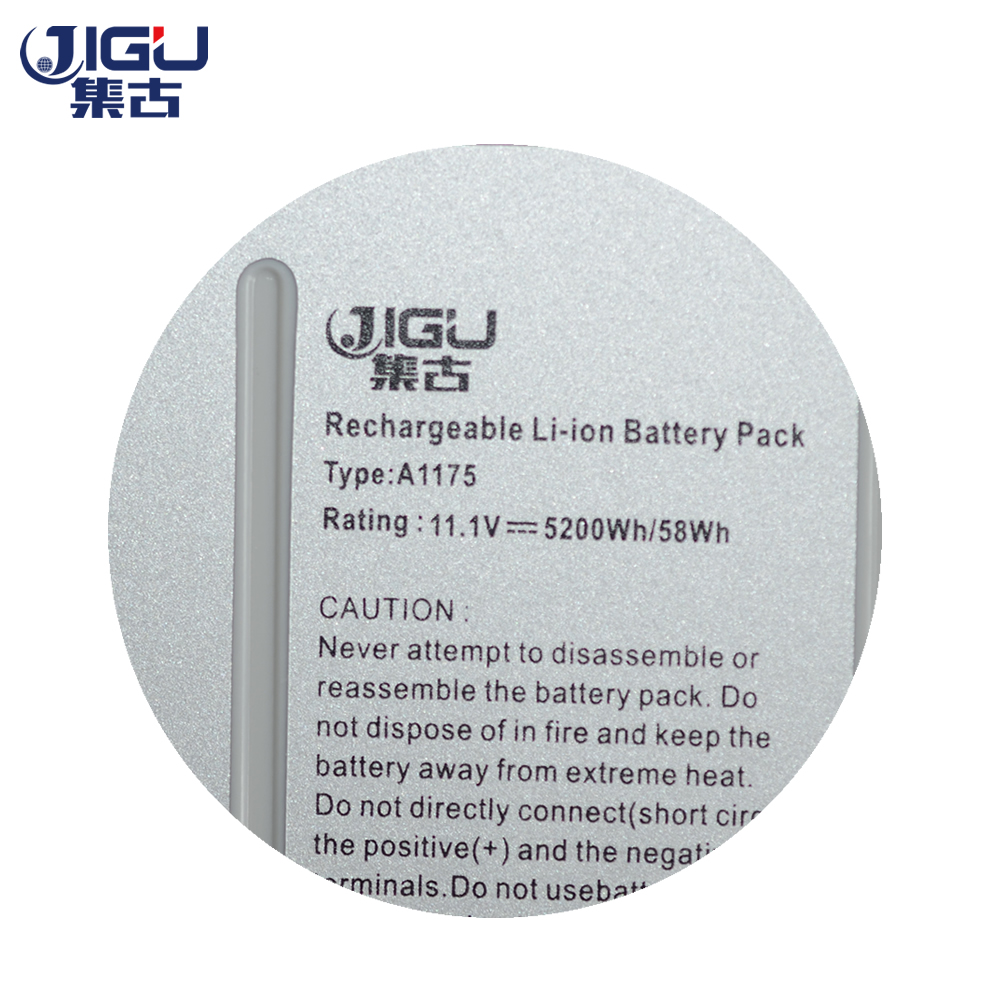 """Image 4 - JIGU 6Cells BATTERY FOR APPLE MACBOOK PRO 15"""" INCH A1175 A1150 A1226 A1260 MA348G/A NEW-in Laptop Batteries from Computer & Office"""