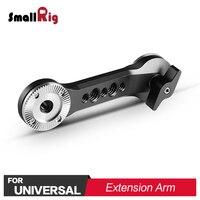 SmallRig DSLR Kamera Verlängerung Arm ARRI Rosette Arm Schulter Rig für Video Schießen 1684