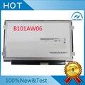 """10.1 """"тонкий СВЕТОДИОДНЫЙ Экран B101AW06 V.1 LTN101NT05 N101L6-L0D LTN101NT08 N101LGE-L41 для ACER ASPIRE ONE D255 D260 D257 D270"""