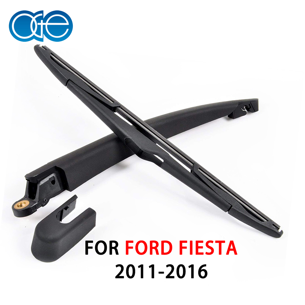 OGE Premium Rear Wiper Arm and Blade For Ford Fiesta From 2011 to 2016 Windshield Car Auto Accessories(China)