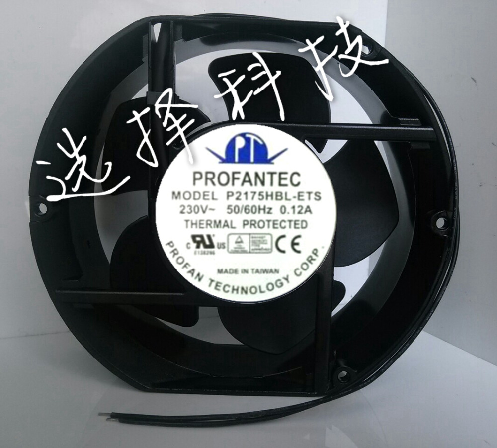 Brand New Profantec P2175hbt Et 230v 0 12a 2 Wire 100mm