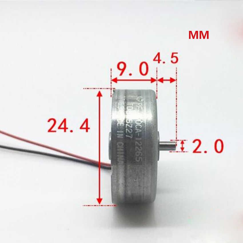 Brand new RF-400CA-12265 CD/DVD 5.9 V motore per auto radio audio meccanismo USB ventilatore di CC del motore