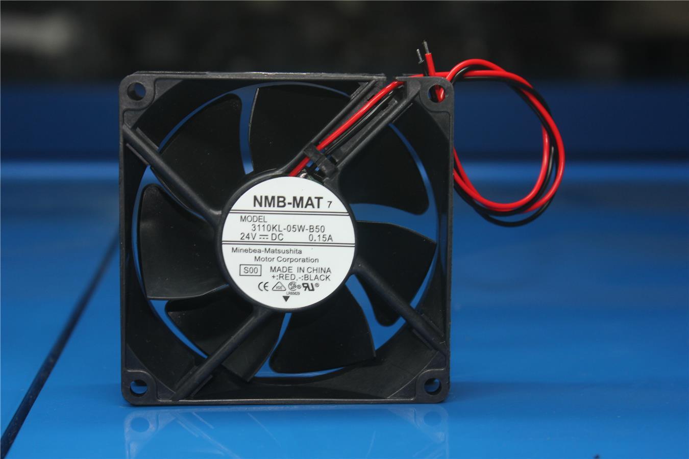 3110KL 05W B50 Новый аутентичный оригинальный DC24V 0.15A инверторный вентилятор 8 см fan 8 cm fan 8dc24v fan   АлиЭкспресс