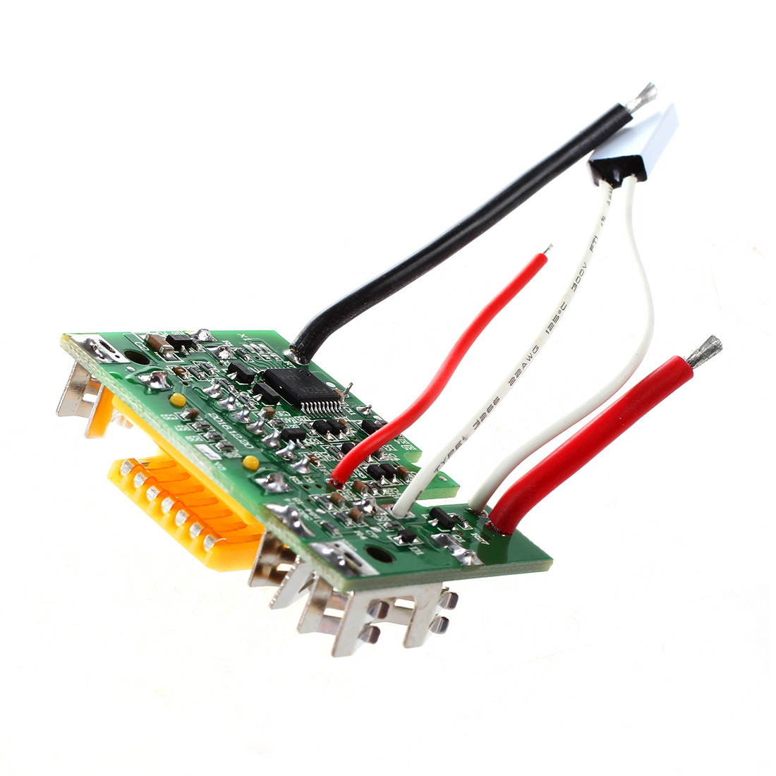 18v Lithium Battery Pcm Pcb Li Ion Protect Circuit Module Board Diy Protection Products For Makita Drill Green In Chargers From Consumer Electronics On Alibaba