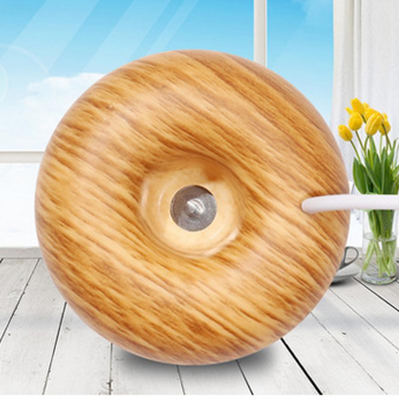 Mini Usb Humidifier Air Purifier for Women wood grain/ Blue porcelain/ Water droplets Aroma Diffuser Steam For Office home фильтр mybottle purifier blue splash 1018642