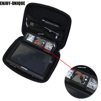Outdoor Traveling Portable Bag Hard Shell Case For Garmin Edge 200 500 510 520 800 810 820 1000 Polar V650 Polar M450 GPS Bag