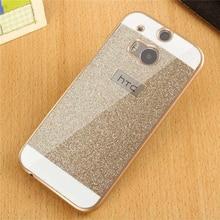 Hot vender real bling luxo caixa do telefone para htc one m7 m8 m9 a9 desire 820 d820 d820t caso tampa traseira dura de telefone celular caso
