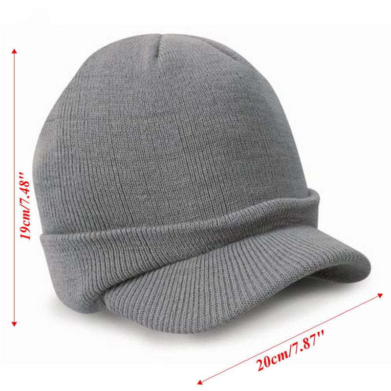 48b84787466 Men Women Knit Baggy Oversize Winter Hat Slouchy Chic Baseball Cap Y107-in Baseball  Caps from Apparel Accessories on Aliexpress.com