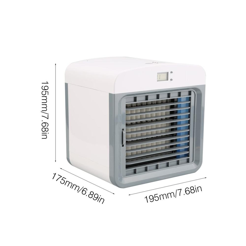 Air Conditioner Mini USB save energy Digital Portable cooling fans Humidifier Arctic Cooler Moisturizing HydrationAir Conditioner Mini USB save energy Digital Portable cooling fans Humidifier Arctic Cooler Moisturizing Hydration