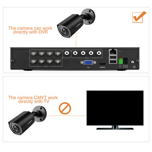 Image 5 - Floureon 1080P HD 3000TVL Ngoài Trời An Ninh Hệ Thống Camera 2MP 940nm Tầm Nhìn Ban Đêm Camera Quan Sát Giám Sát PAL Viên Đạn Dùng Cho Camera AHD đầu Ghi Hình