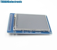 2 8 Inch 240x320 TFT LCD Module Display ILI9325 With Touch Panel SD Card