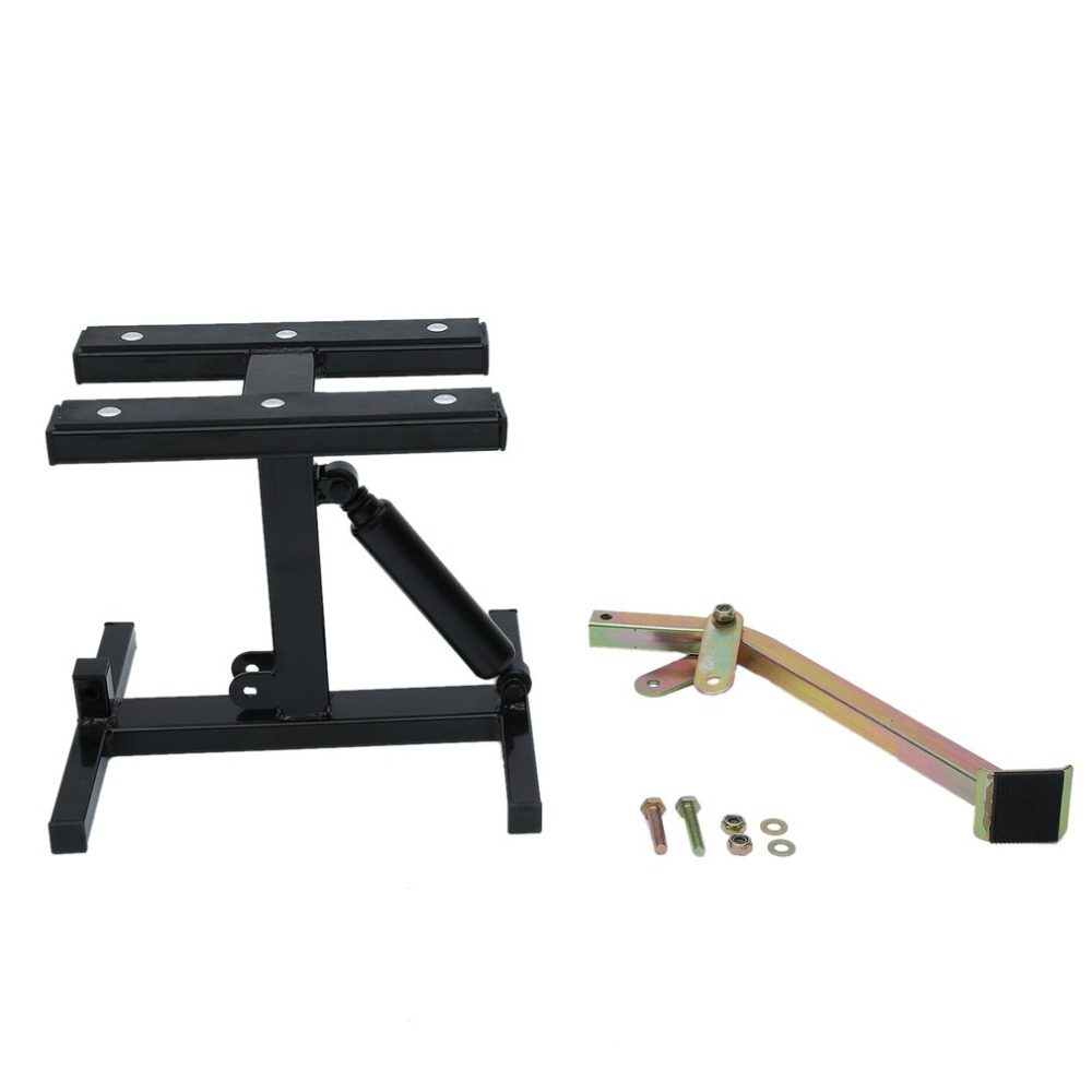 NEW MOTOCROSS LIFT UP H STAND JACK UP MOTOCROSS STAND WITH DAMPER