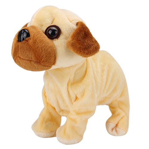 Sound Control Electronic Dogs Pets Lovely Walk Cute sloth Interactive Electronic Pet Dog For Kids Baby plush Toys for childrenElectronic Toys