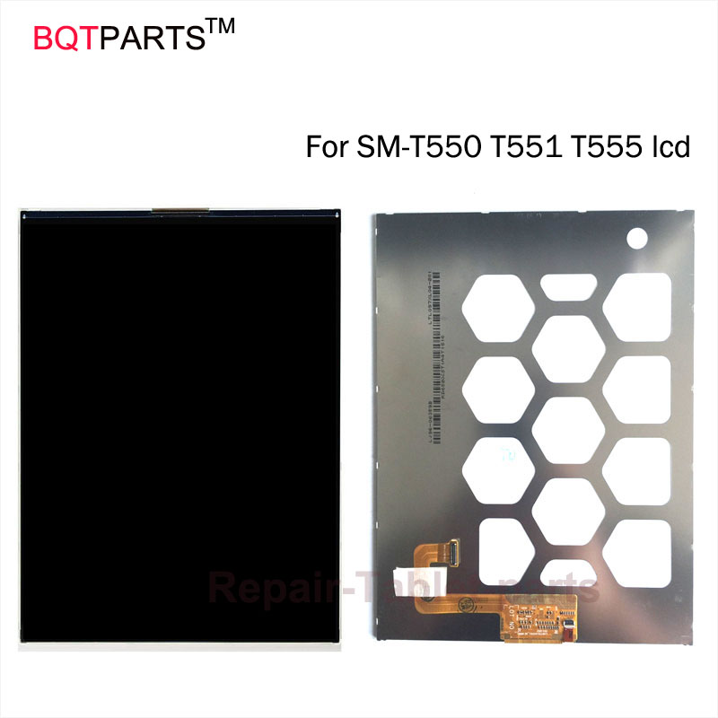 BQT Replacement lcd screen For Samsung Galaxy Tab A 9.7 SM-T550 T550 T551 T555 lcd screen display Parts