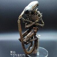 Alien Vs. Predator Dog Joint Ultra Touching Movie Even Hand Model Car Carrier Ornaments H20