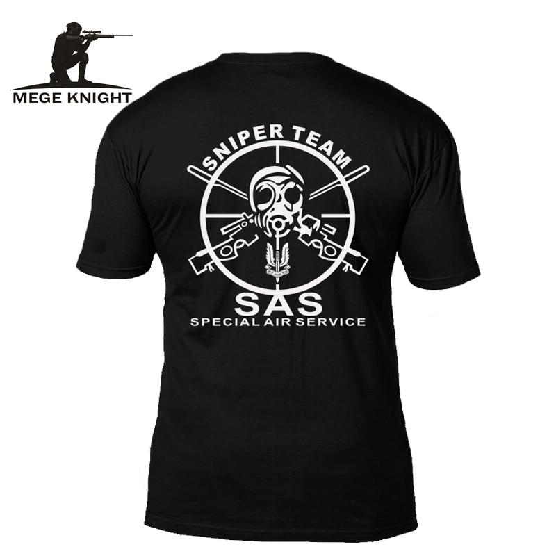T-shirt à col rond SNIPER TEAM