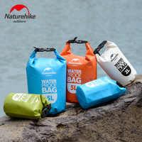 NatureHike 2L 5L High Quality Outdoor Waterproof Bags Ultralight Camping Hiking Dry Organizers Drifting Kayaking sac etanche