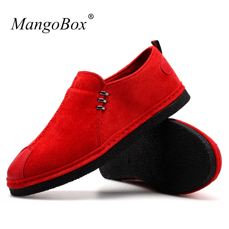 New Arrival Middle Aged Men Shoes Casual Non-Slip Mens Loafers Shoes - Men's Shoes - Photo 3