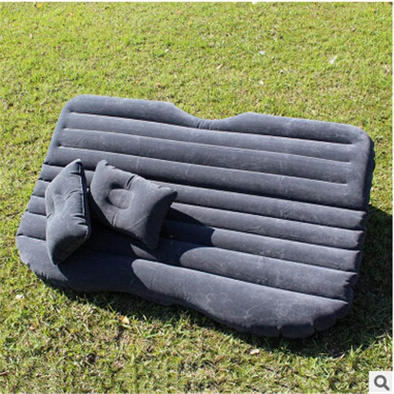 Avtomobilska postelja Napihljiva postelja z vzmetnicami za zrak - Dodatki za notranjost avtomobila - Fotografija 4