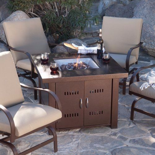 Outdoor Gas Fireplace Luxury One