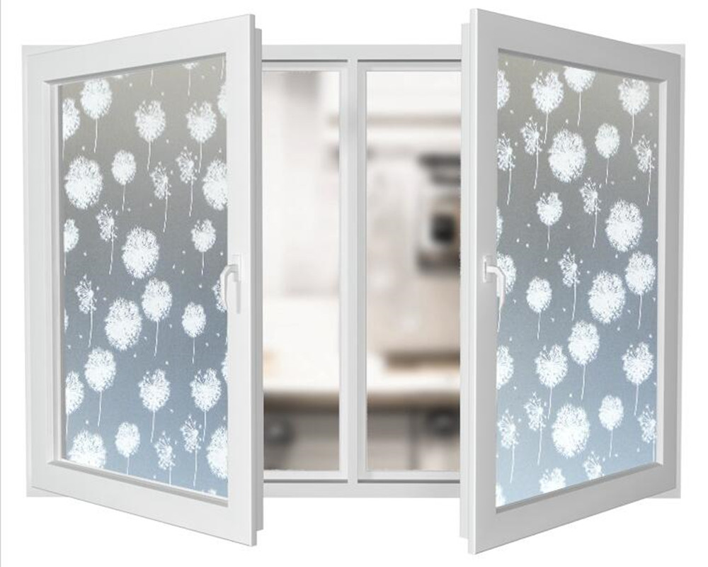 Bad Fensterglas Muster
